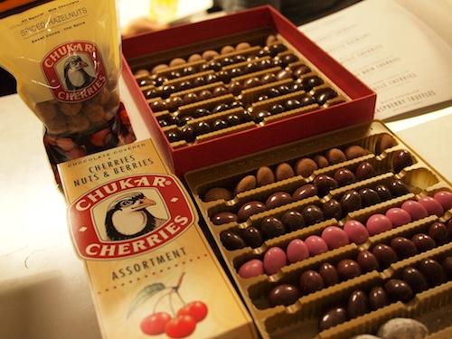 シアトルのチョコレート