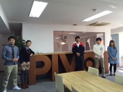 pivot members